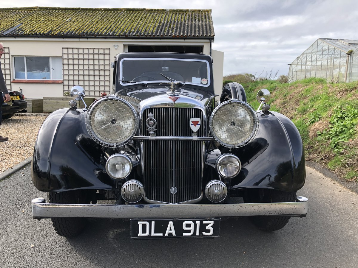 1936 Alvis Speed 25 For Sale (picture 2 of 6)