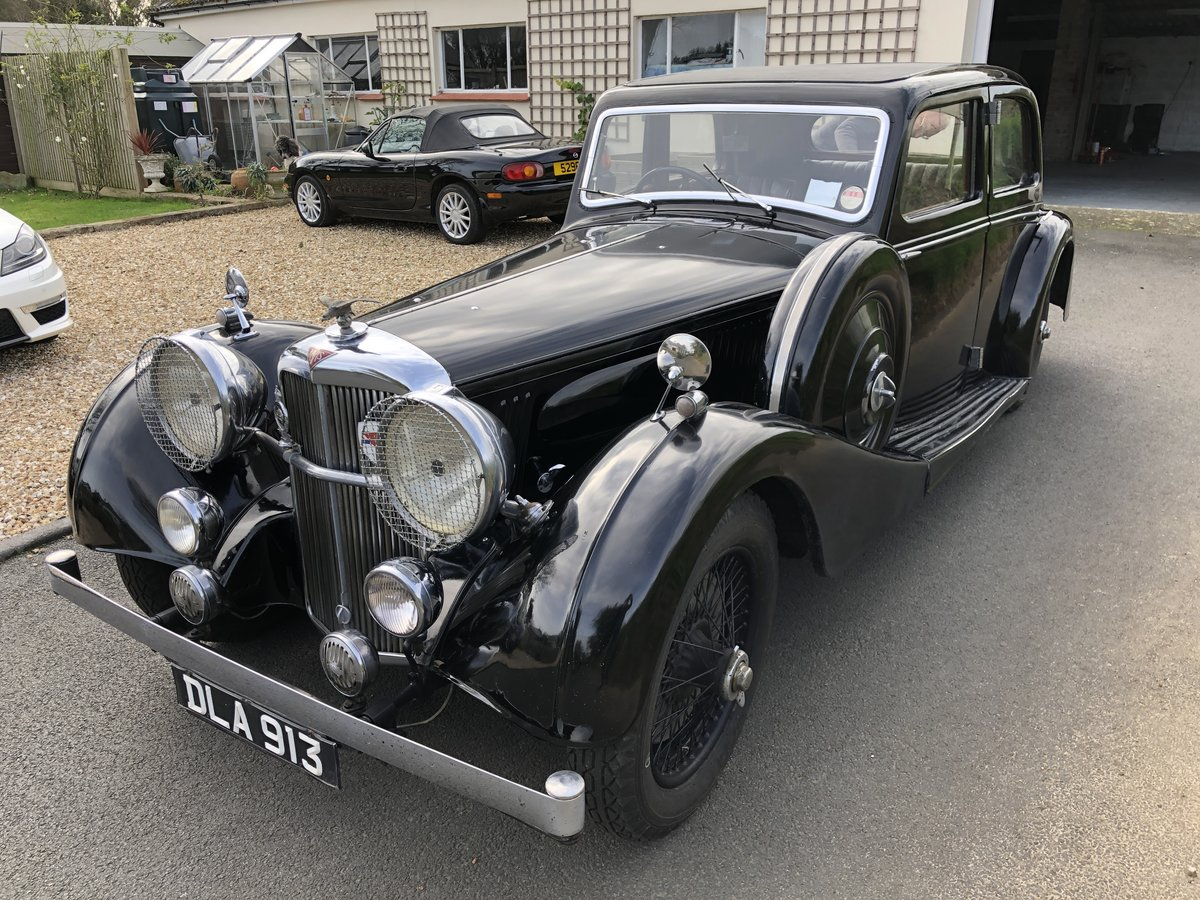 1936 Alvis Speed 25 For Sale (picture 3 of 6)