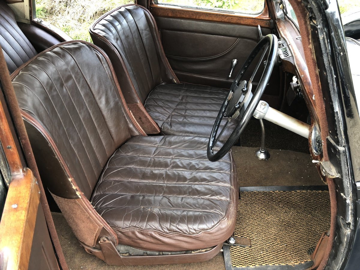 1936 Alvis Speed 25 For Sale (picture 4 of 6)