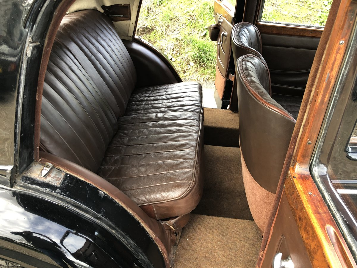 1936 Alvis Speed 25 For Sale (picture 6 of 6)