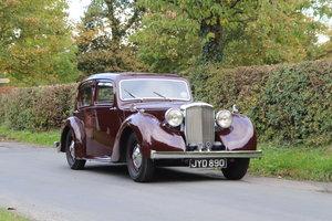 1948 Alvis TA14 Saloon SOLD