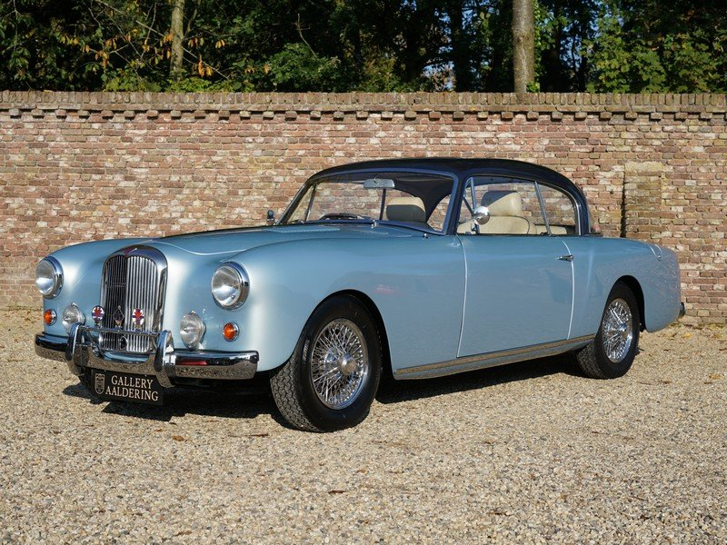 1955 Alvis TC 108/G Graber Willowbrook body only 16 made, sunroof For Sale (picture 1 of 6)