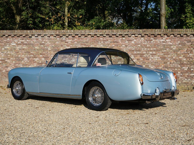 1955 Alvis TC 108/G Graber Willowbrook body only 16 made, sunroof For Sale (picture 2 of 6)