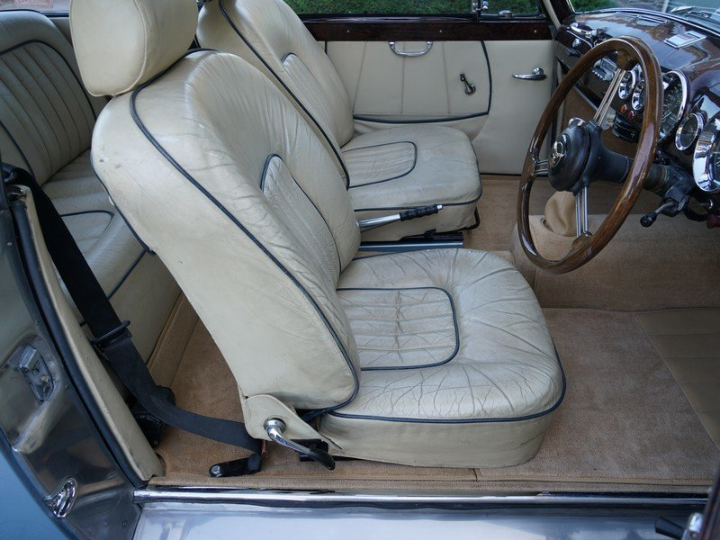 1955 Alvis TC 108/G Graber Willowbrook body only 16 made, sunroof For Sale (picture 3 of 6)