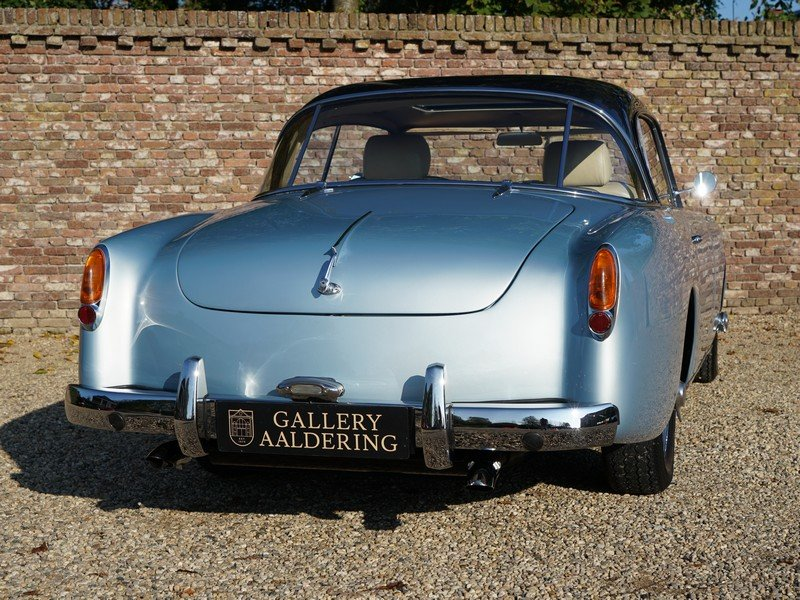 1955 Alvis TC 108/G Graber Willowbrook body only 16 made, sunroof For Sale (picture 6 of 6)