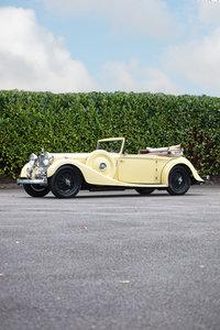 1937 Alvis Speed Twenty-Five Drophead Coupé