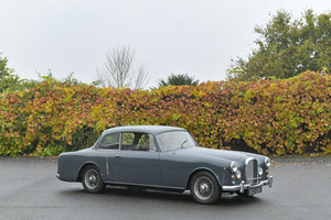 1962 Alvis TD21 Sports Saloon For Sale by Auction