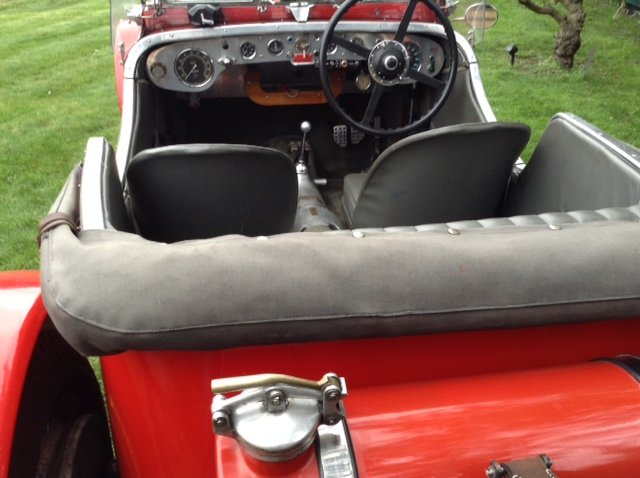 1935 Alvis Speed 25 engine Firebird Special For Sale (picture 4 of 6)