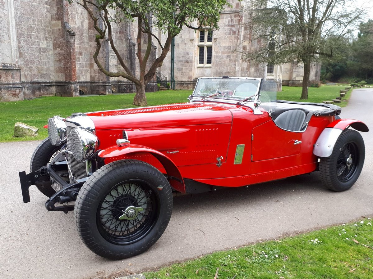 1935 Alvis Speed 25 engine Firebird Special For Sale (picture 6 of 6)
