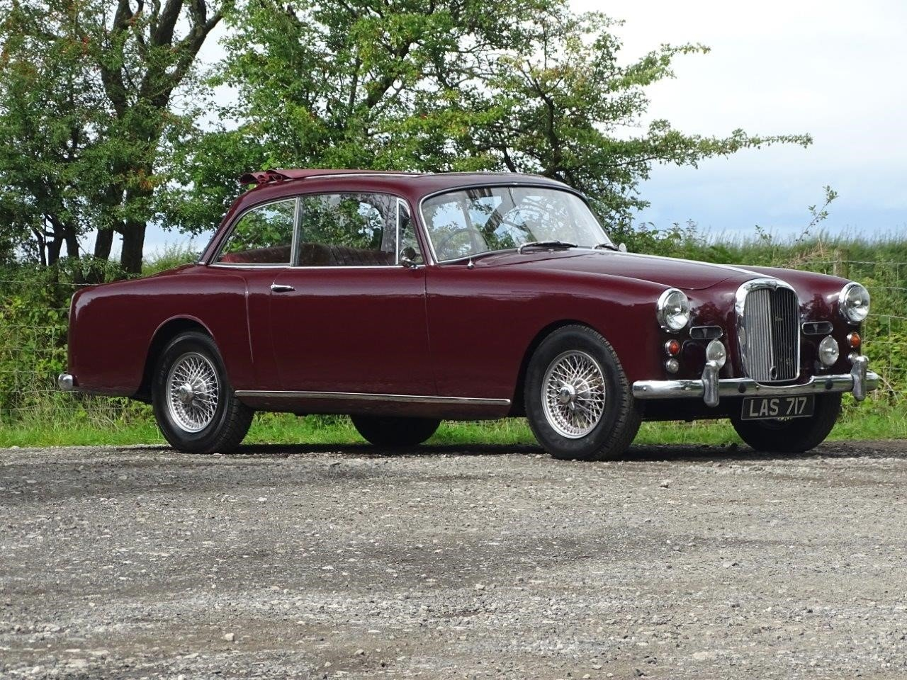 Alvis TD21 For Sale (picture 1 of 6)