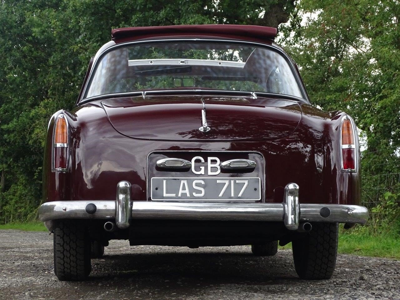 Alvis TD21 For Sale (picture 4 of 6)