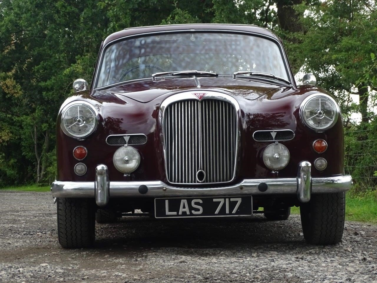Alvis TD21 For Sale (picture 5 of 6)