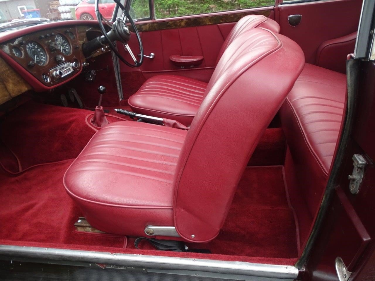 Alvis TD21 For Sale (picture 6 of 6)
