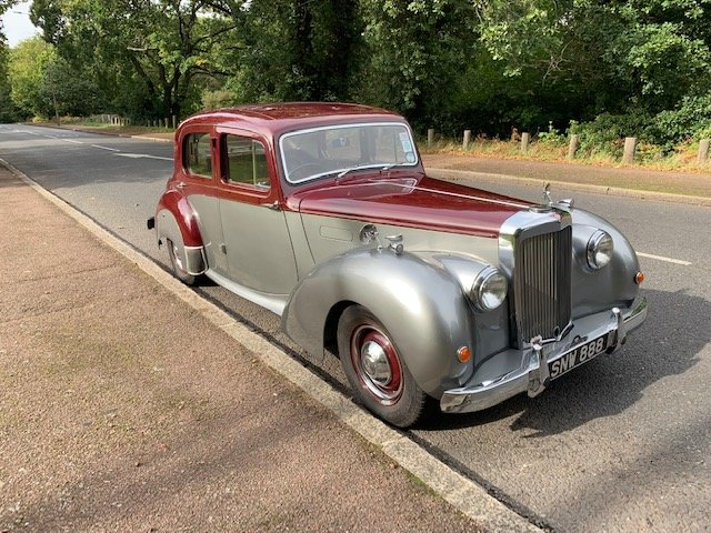 1953 Alvis TC21  For Sale (picture 1 of 6)
