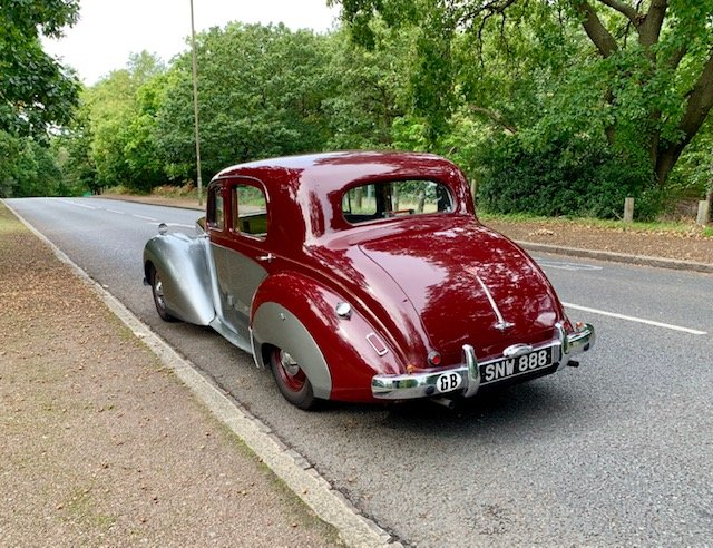 1953 Alvis TC21  For Sale (picture 2 of 6)