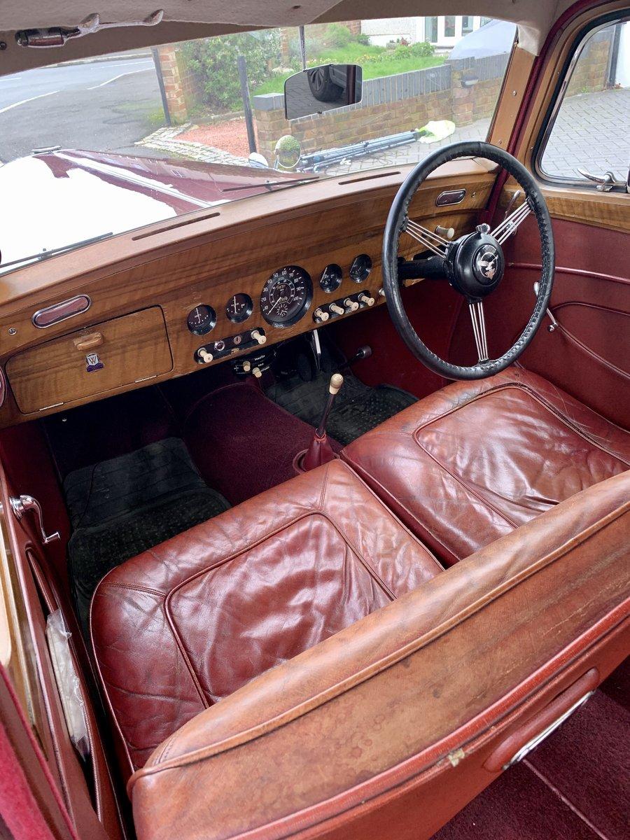 1953 Alvis TC21  For Sale (picture 5 of 6)