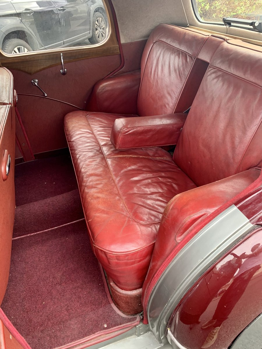 1953 Alvis TC21  For Sale (picture 6 of 6)