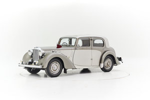 1948 ALVIS TA14 for sale by auction For Sale by Auction