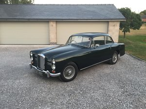 1965 Alvis TE21 WIRE WHEELS PAS SOLD