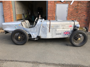 1953 Alvis Speciial lRolls Royce B81 engine For Sale