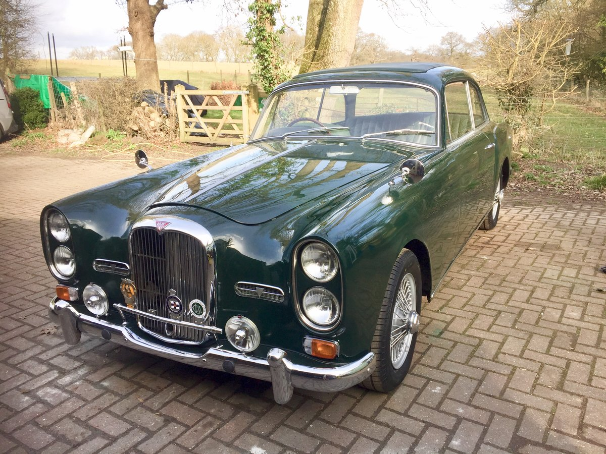 1966 Alvis TF 21 SOLD (picture 1 of 6)