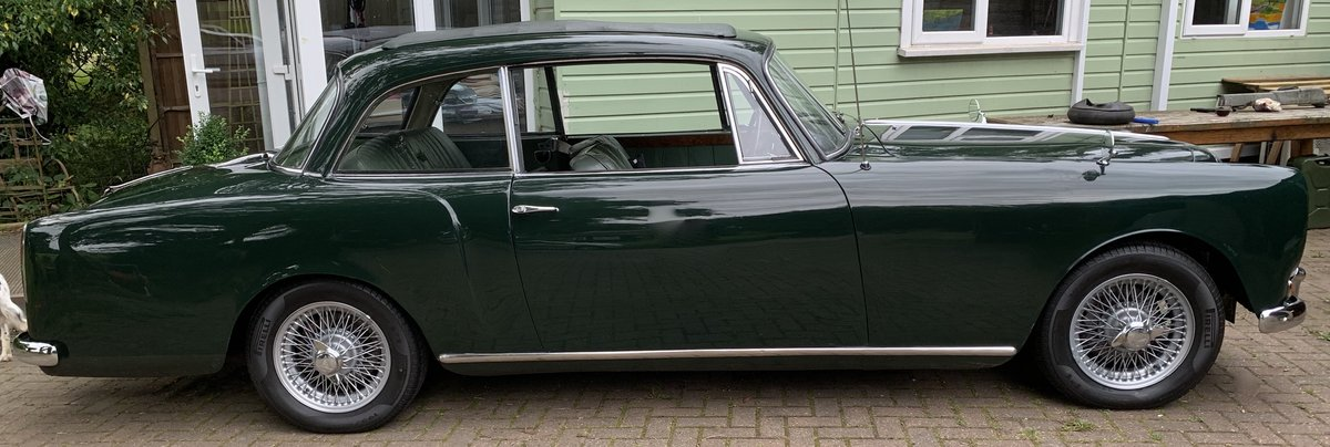 1966 Alvis TF 21 SOLD (picture 2 of 6)