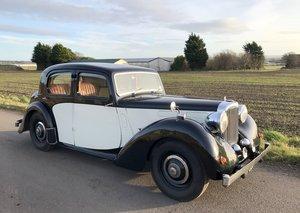 1949 Alvis TA14 Nice drivable condition SOLD