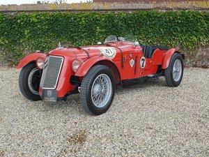 1936 Alvis Barson Special Straight Eight unique straight eight cl For Sale