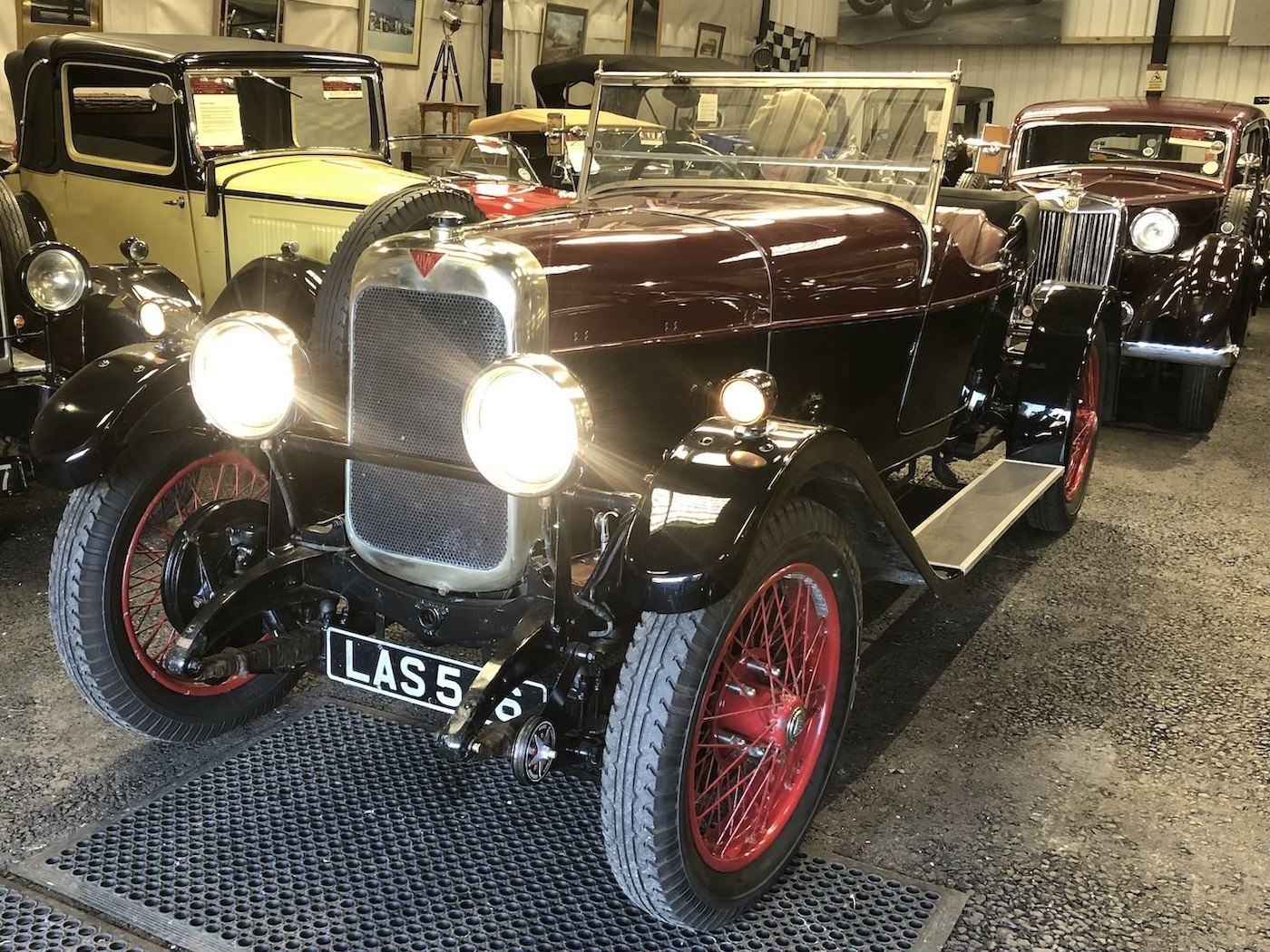 1931 Alvis 12/50 TJ 'Beetleback'  For Sale (picture 1 of 20)