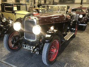 1931 Alvis 12/50 TJ 'Beetleback' now Reserved SOLD