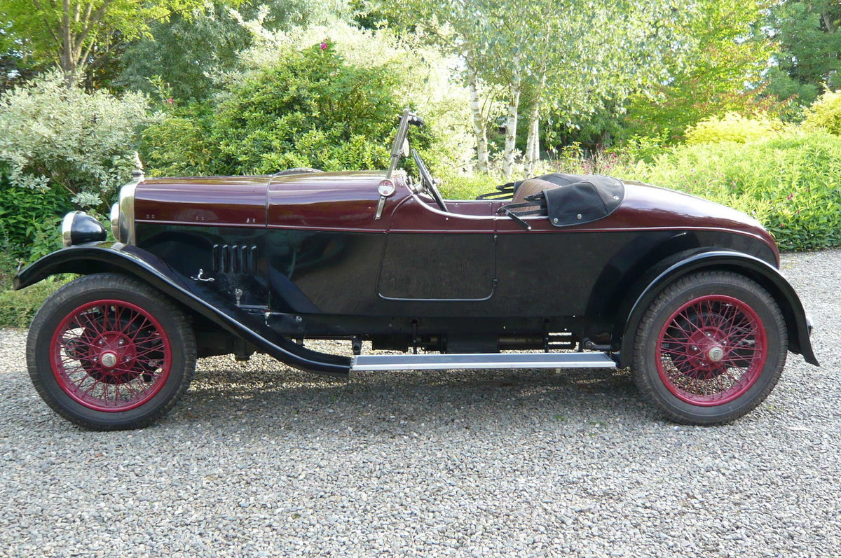 1931 Alvis 12/50 TJ 'Beetleback'  For Sale (picture 2 of 20)