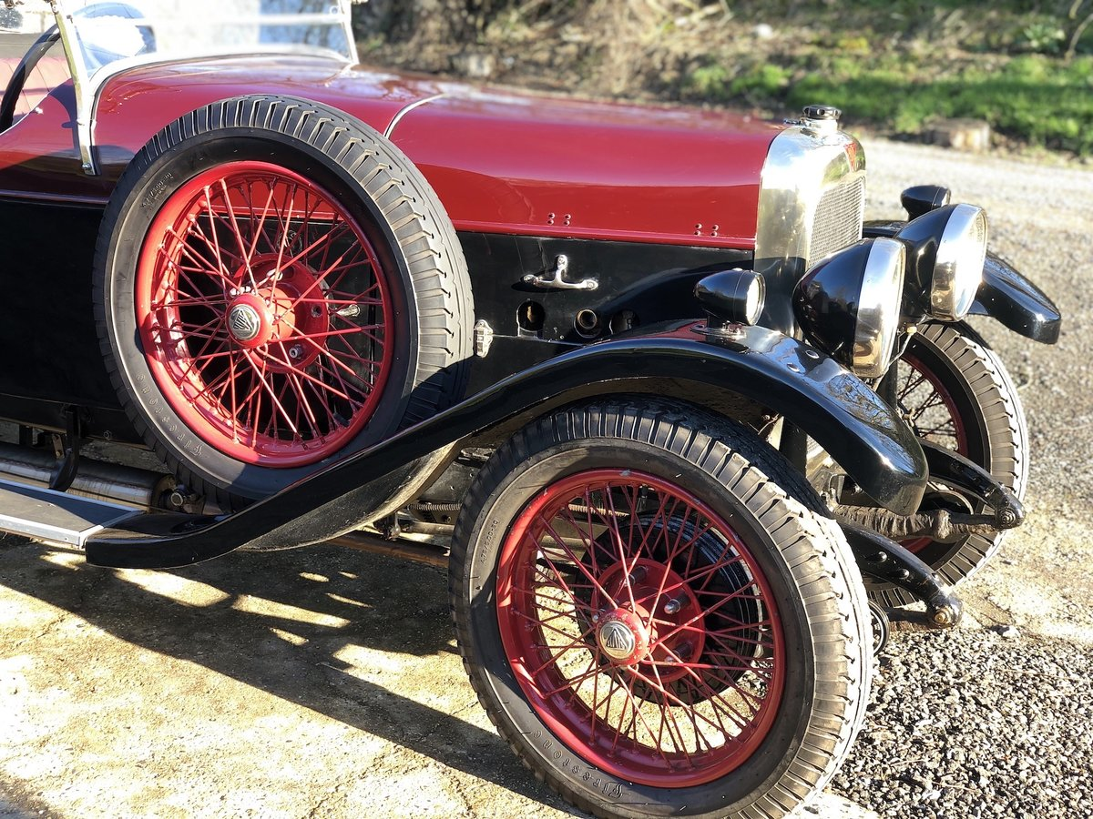 1931 Alvis 12/50 TJ 'Beetleback'  For Sale (picture 8 of 20)