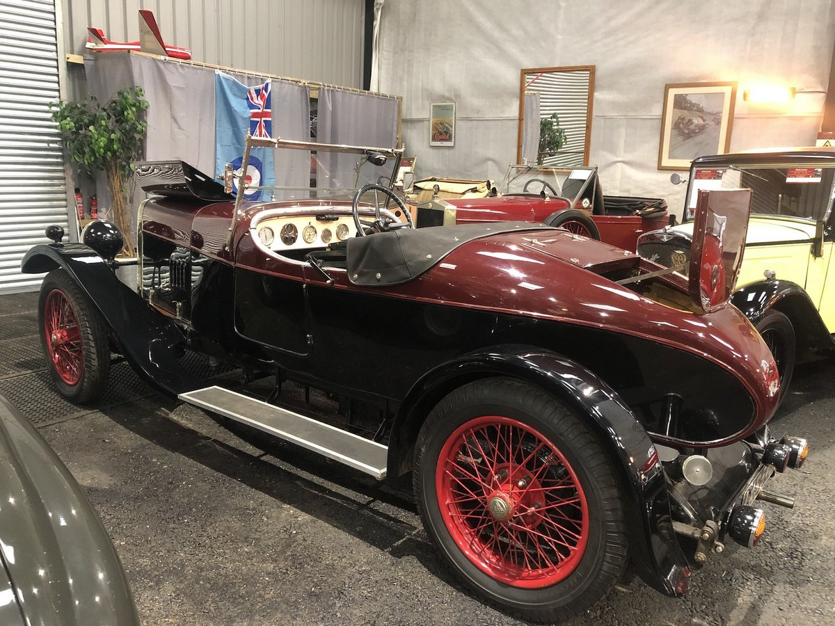 1931 Alvis 12/50 TJ 'Beetleback'  For Sale (picture 13 of 20)