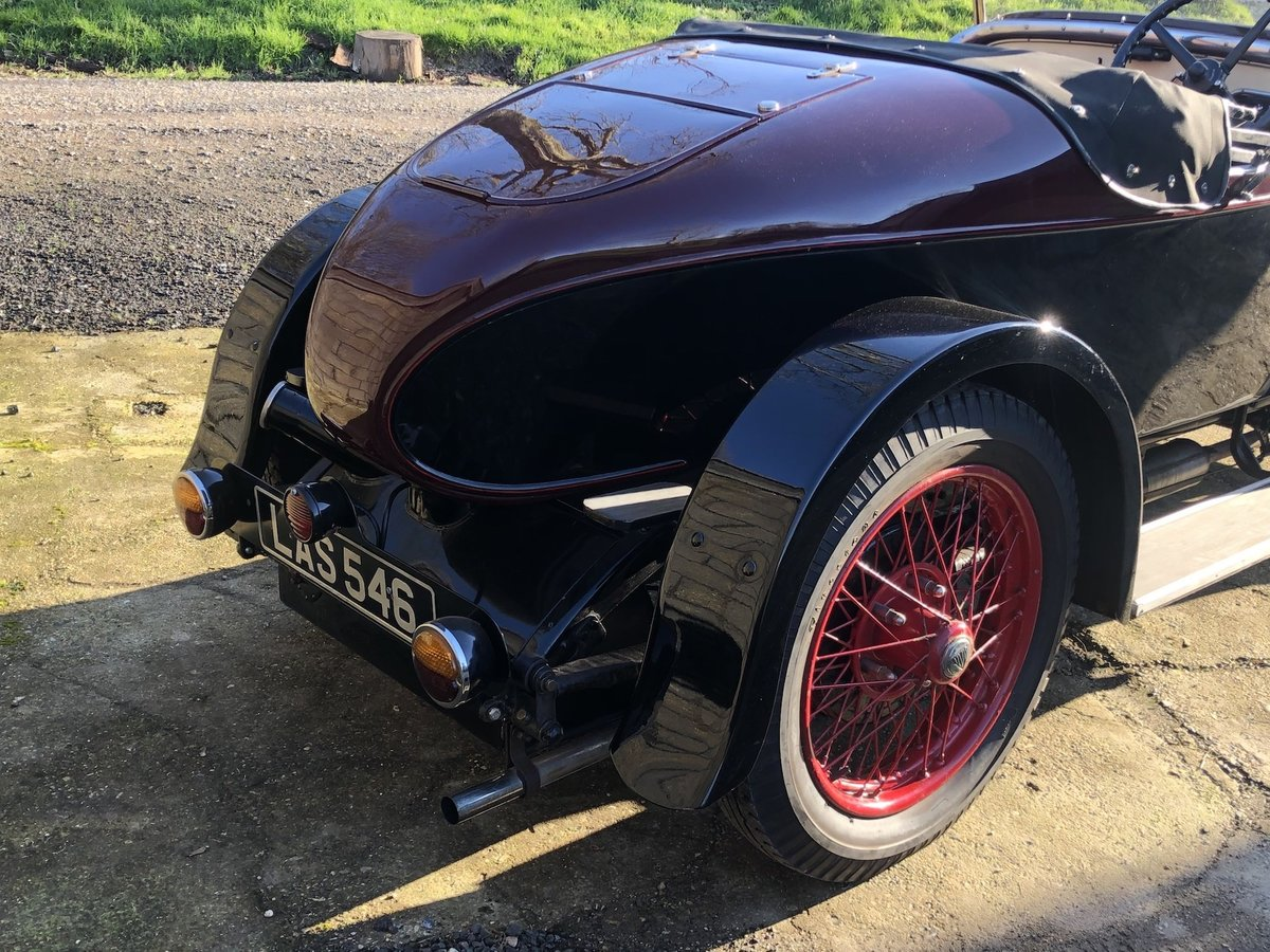 1931 Alvis 12/50 TJ 'Beetleback'  For Sale (picture 17 of 20)