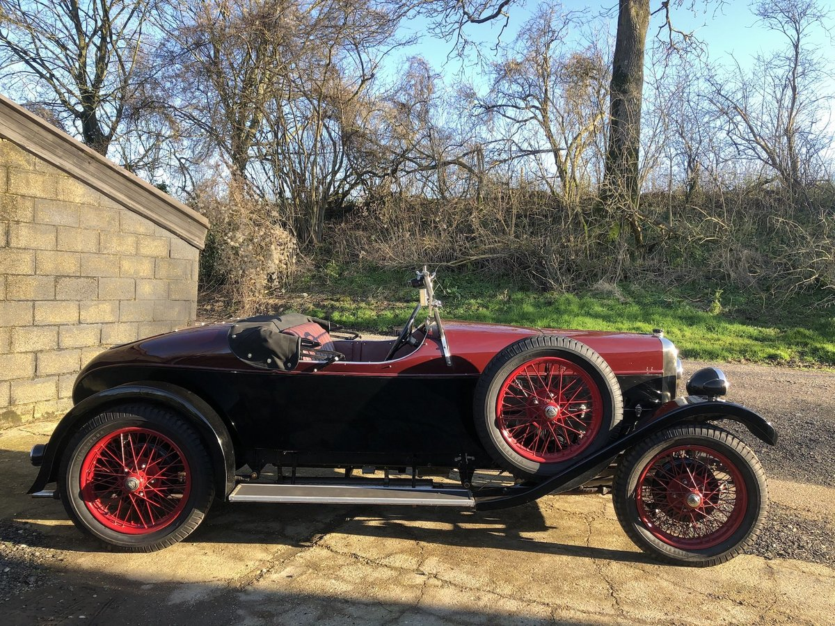 1931 Alvis 12/50 TJ 'Beetleback'  For Sale (picture 19 of 20)
