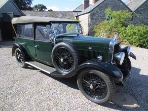 1931 Alvis TJ 12/50