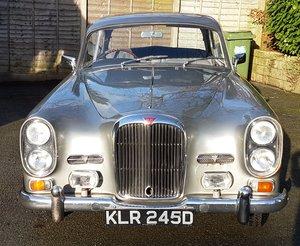 1966 Alvis TF21 Saloon