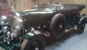 1932  Alvis silver eagle tourer   16 95 For Sale