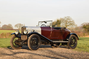 Picture of 1930 Alvis 12/50 TJ Beetleback SOLD
