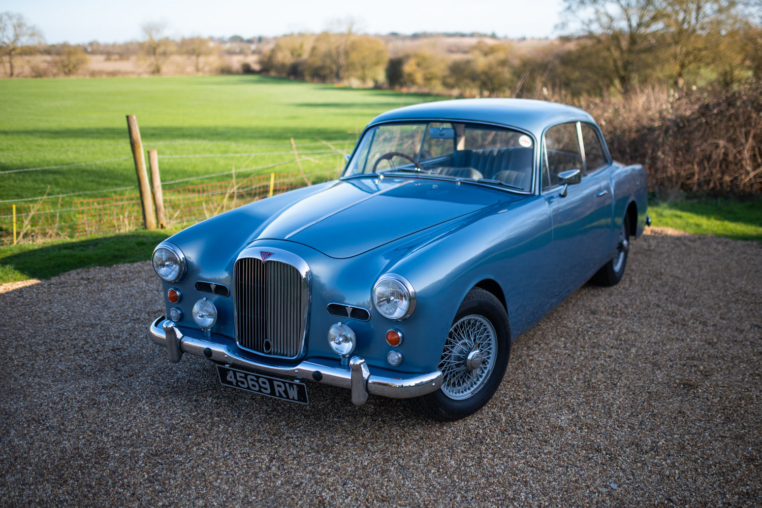 1961 Alvis TD21 For Sale (picture 2 of 6)