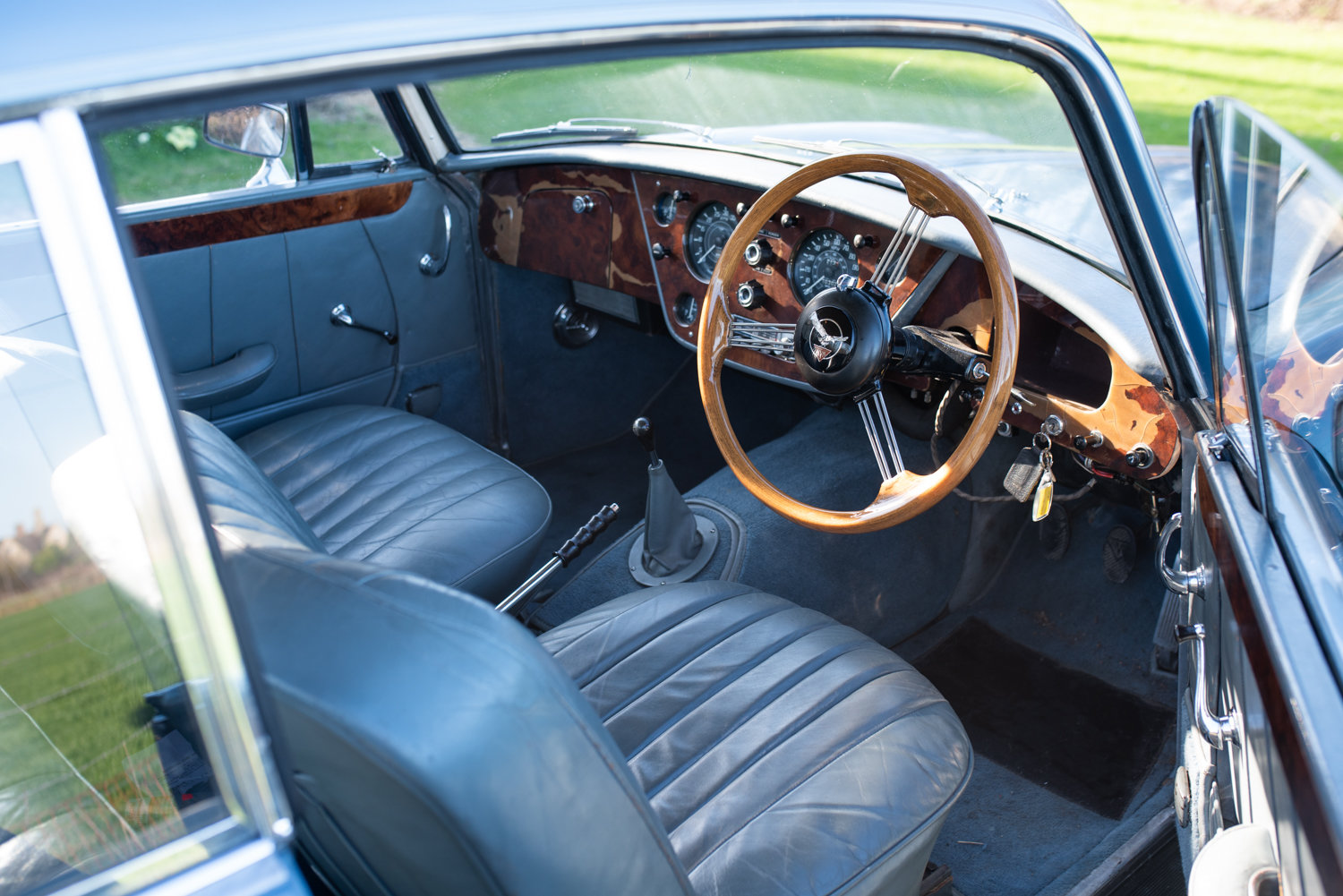 1961 Alvis TD21 For Sale (picture 4 of 6)