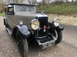 1931 Alvis 12/50 TJ Atlantic For Sale