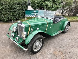 ALVIS - 12/70 hp OPEN SPORT 4 SEATER TOURER