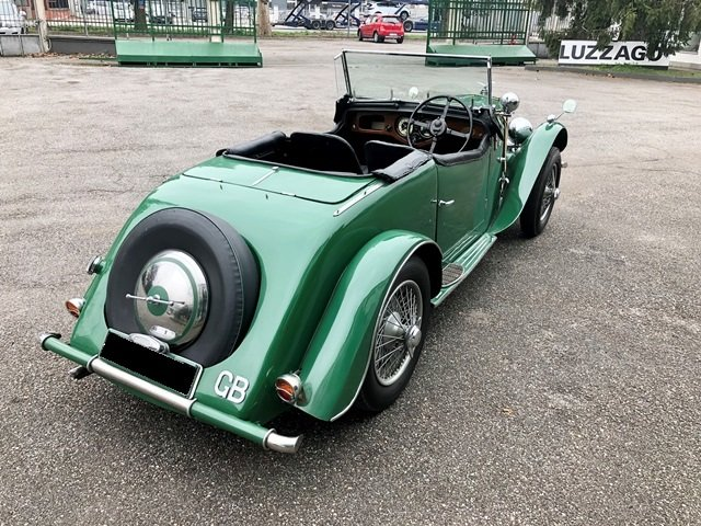 1938 ALVIS - 12/70 hp OPEN SPORT 4 SEATER TOURER For Sale (picture 3 of 6)