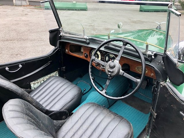 1938 ALVIS - 12/70 hp OPEN SPORT 4 SEATER TOURER For Sale (picture 4 of 6)