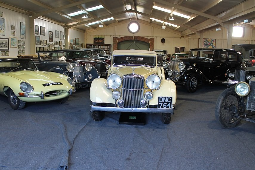1937 Alvis Speed 25 Drop Head Coupe For Sale (picture 6 of 6)