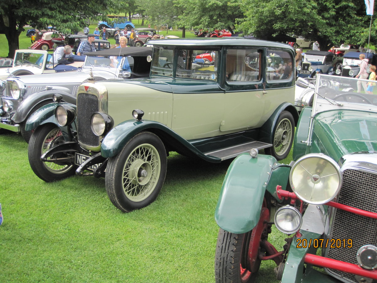 1927 Alvis Sportsman Saloon SOLD SOLD (picture 2 of 6)