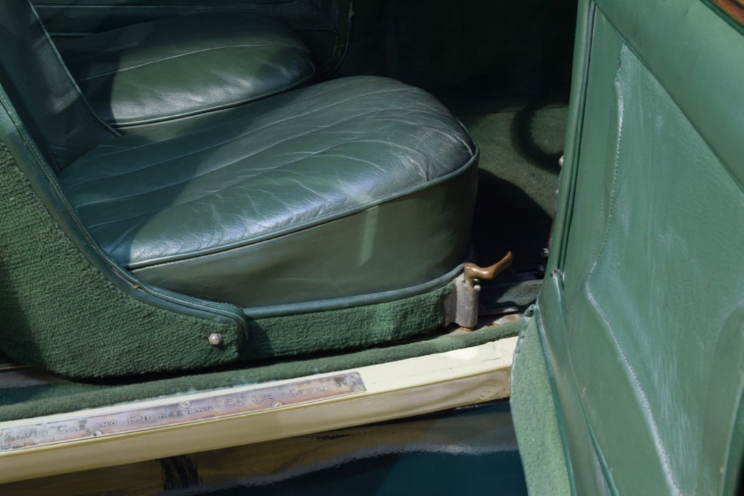 1927 Alvis Sportsman Saloon SOLD SOLD (picture 6 of 6)
