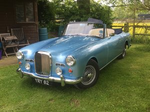 1960 Beautiful Alice Blue TD21 with TE spec engine & PS