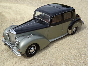 1951 Alvis TA21 – Restored/Meticulously Maintained